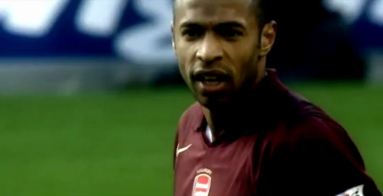 thierry henry, arsenal, gunners