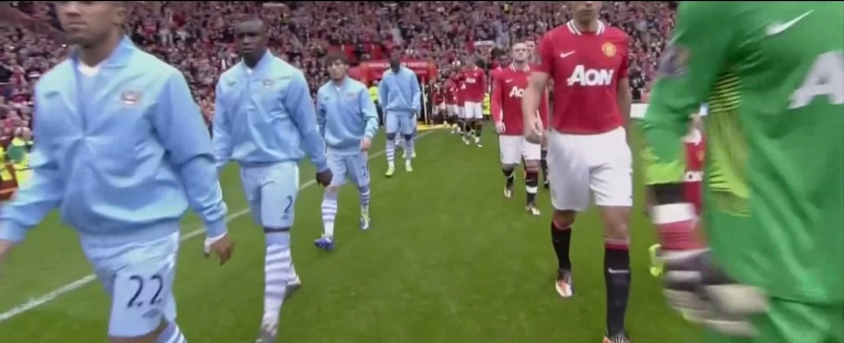 Man United 1-6 Man City