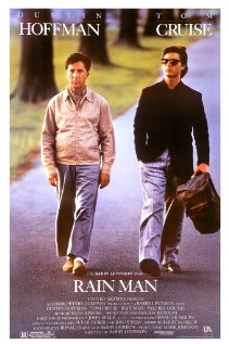 Dustin Hoffman Tom Cruise Rain Man
