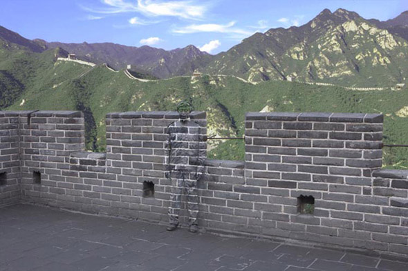 invisible man liu bolin