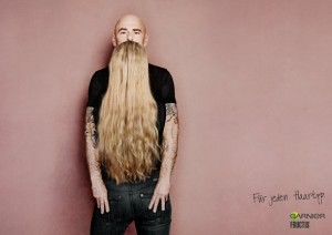 Garnier Fructis long beard illusion 3