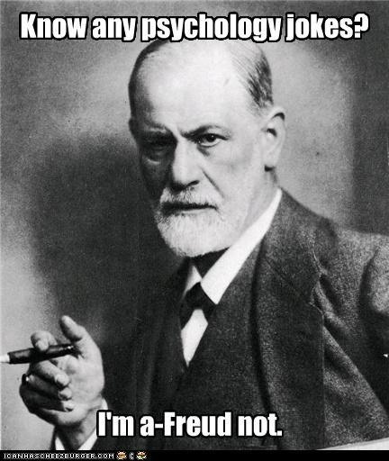 Psychology jokes