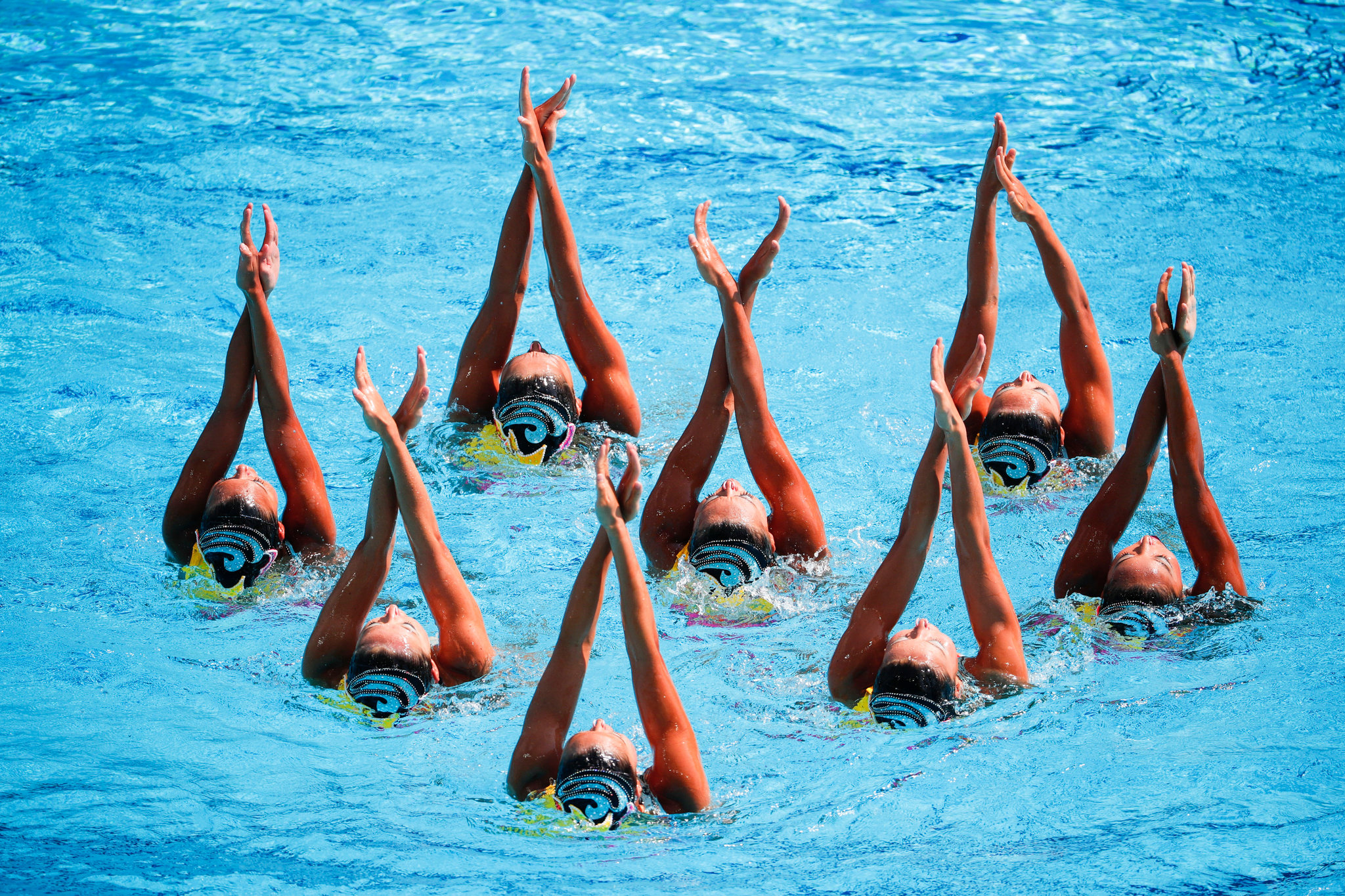 Mental Preparation to Synchronized Swimming as an Important Part to Success