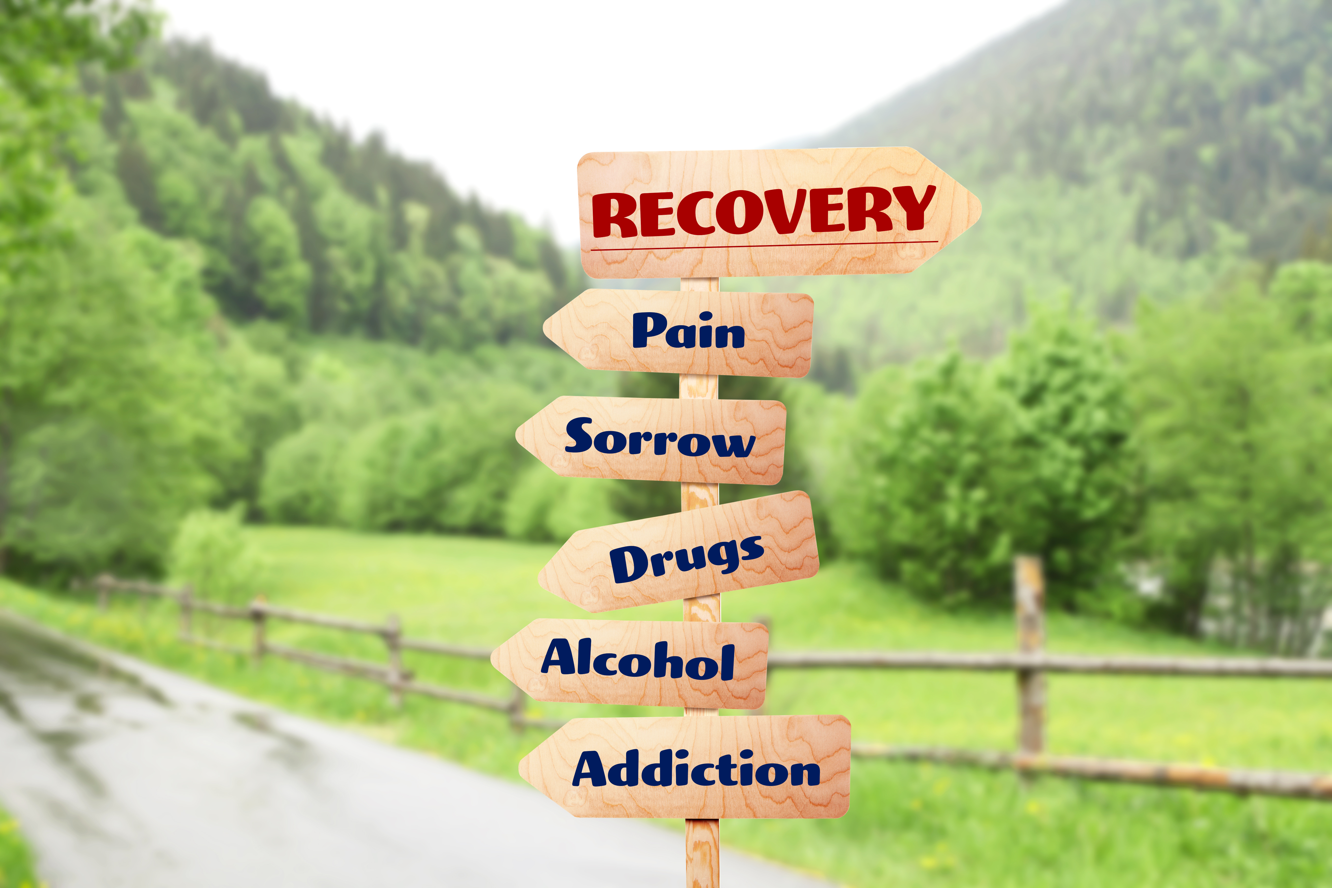 how to recover from addiction