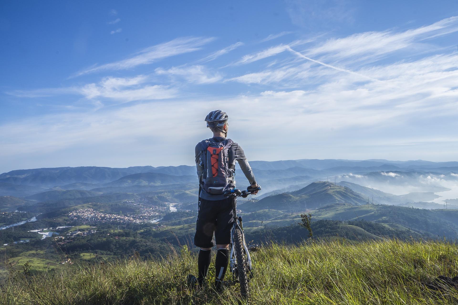 mental benefits of biking